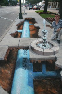 fountain_julian_beever