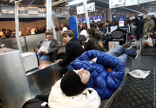 RUSSIA-AIRPORTS/WEATHER