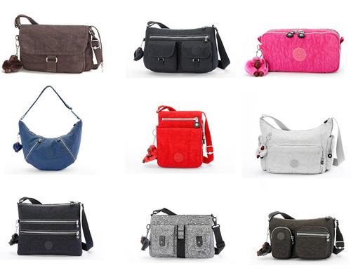 Ежегодно Kipling представляет новые женские сумки, сумки для ноутбуков...